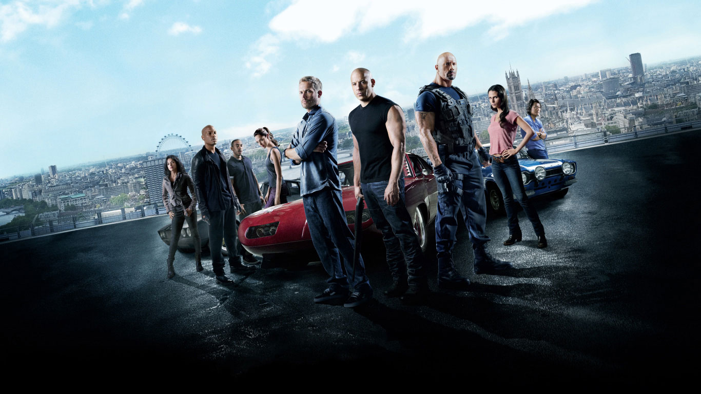 Fast and the furious 7 release date in Melbourne